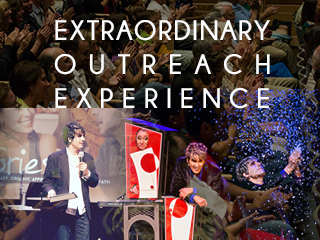 Extraordinary Outreach Experience