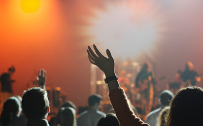 """Why I Stopped Praying for God to """"Show Up"""" at Our Events"""