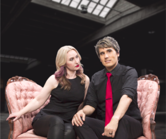 Christian magician and illusionist David and Kylie Knight