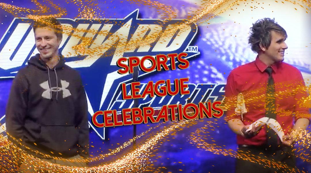 Sports League Celebrations